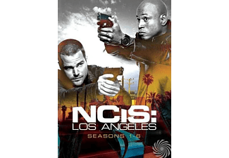 NCIS Los Angeles - 1-6 | DVD