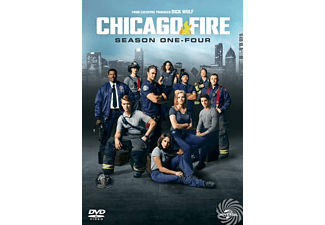 Chicago Fire - Seizoen 1-4 | DVD