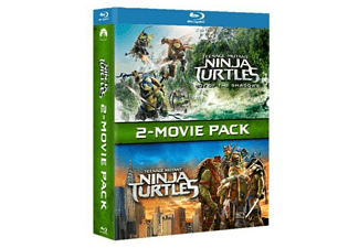 Teenage Mutant Ninja Turtles 1-2 | Blu-ray