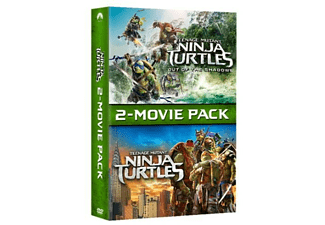 Teenage Mutant Ninja Turtles 1-2 | DVD