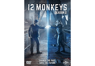 12 Monkeys - Seizoen 2 | DVD