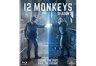 12 Monkeys - Seizoen 2 | Blu-ray