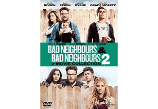 Bad Neighbours 1-2 | DVD