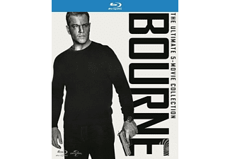 Bourne 1-5 | Blu-ray