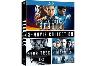 Star Trek 1-3 | Blu-ray