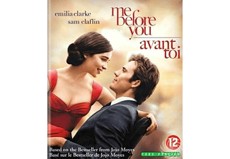 Me Before You | Blu-ray