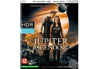 Jupiter Ascending | 4K Ultra HD Blu-ray