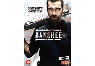 Banshee - Complete Collection | DVD