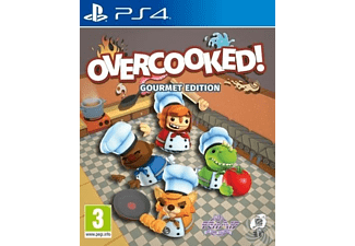 Overcooked ! - Gourmet Edition | PlayStation 4