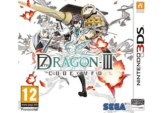7th Dragon III - Code VFD | 3DS