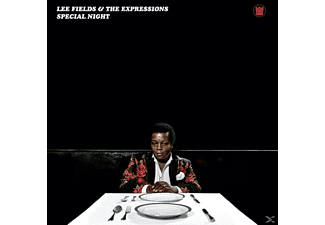 Lee Fields, The Expressions - Special Night - (CD)