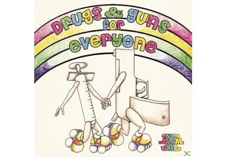 That Handsome Devil - Drugs And Guns For Everyone - (CD)