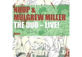 Nhop & Mulgrew Miller - The Duo?Live! - (CD)