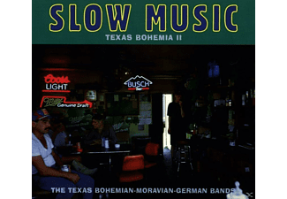 VARIOUS - Slow Music- Texas Bohemia 2 - (CD)