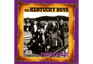 Kentucky Boys - Felt So Wild - (CD)
