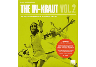 VARIOUS - The In-Kraut 2 - Hip Shaking Grooves Made In Germany 1967-19 [CD]