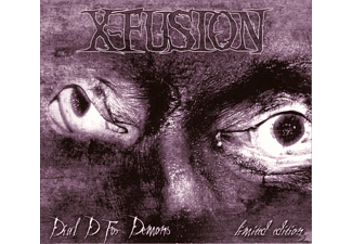 X-fusion - Dial D For Demons [CD]