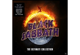 Black Sabbath - The Ultimate Collection [CD]