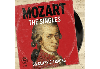 VARIOUS - Mozart-The Singles-66 Classic Tracks - (CD)