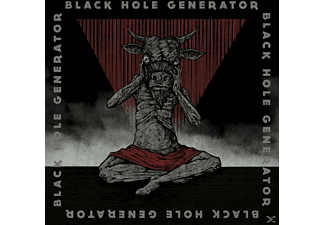 Black Hole Generator - A Requiem For Terra - (CD)