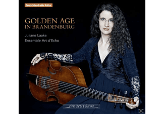 Juliane Laake, Ensemble Art d'Echo - Golden Age In Brandenburg - (CD)