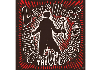 The Levellers - Letters From The Underground - (CD)