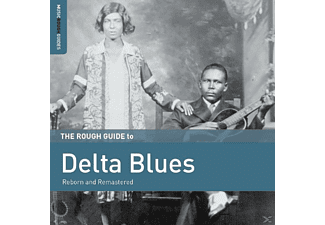VARIOUS - Rough Guide: Delta Blues - (CD)