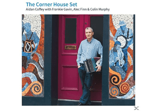 Aidan Coffey, Frankie Gavin, Alec Finn, Colin Murphy - The Corner House Set - (CD)