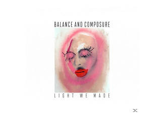 Balance And Composure - Light We Made [CD]