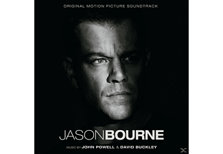 OST/VARIOUS - Jason Bourne (John Powell & David B - (Vinyl)
