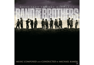 O.S.T. - BAND OF BROTHERS - (Vinyl)