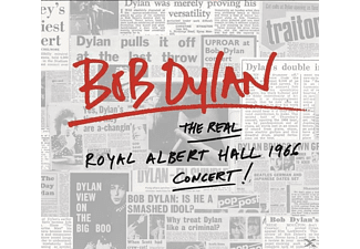 Bob Dylan - The Real Royal Albert Hall 1966 Concert - (CD)