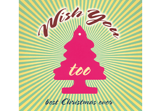 VARIOUS - Wish You-Best Christmas Ever 2 [CD]