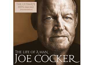 Joe Cocker - The Life of a Man - The Ultimate Hits 1968-2013 (Essential Edition) (CD)