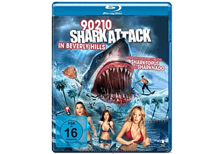 90210 Shark Attack In Beverly Hills - (Blu-ray)