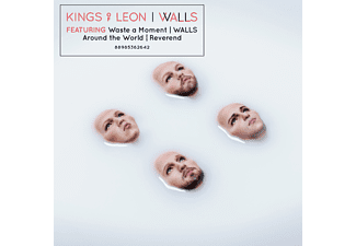 Kings Of Leon - Walls - (CD)