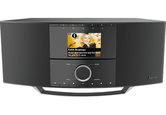hama dir3500mcbt internetradio in schwarz kaufen saturn. Black Bedroom Furniture Sets. Home Design Ideas