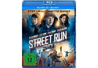 Street Run - Du bist dein Limit [Blu-ray]