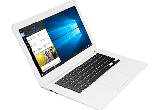 ODYS Trendbook 14 Pro, Notebook mit Atom™ x5 Prozessor, 32 GB RAM, 32 GB, Intel® HD Graphics 400 (Gen 8-LP)