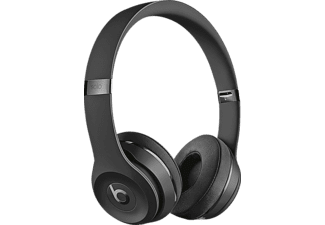 BEATS Solo 3 wireless, On-ear Kopfhörer, Bluetooth, Schwarz