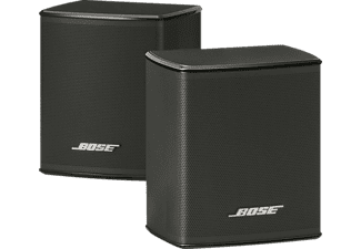 bose surround lautsprecher virtually invisible 300 paar schwarz mediamarkt. Black Bedroom Furniture Sets. Home Design Ideas