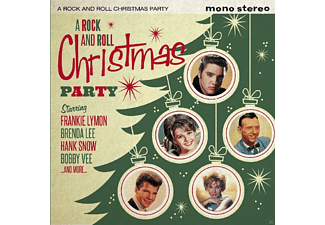 VARIOUS - A Rock'N Roll Christmas - (CD)