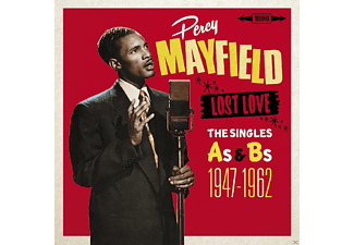 Percy Mayfield - Lost Love - (CD)