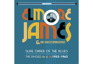 James Elmore & His Broomdusters - Slide Order Of The Blues [CD]