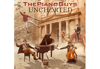 Piano Guys - Uncharted (CD)