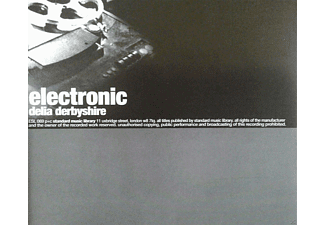 Delia Derbyshire - ELECTRONIC - (CD)
