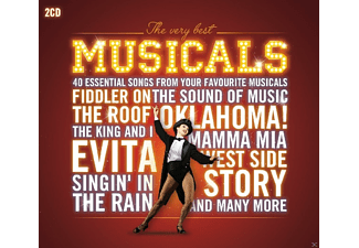 VARIOUS - Very Best Musicals - (CD)