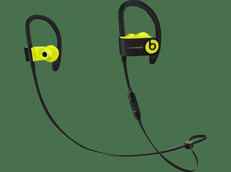 BEATS Powerbeats 3 Wireless Yellow- (MNN02ZM/A) hobby   φωτογραφία fitness ακουστικά τηλεόραση   ψυχαγωγία ακουστικά ακουστικά i