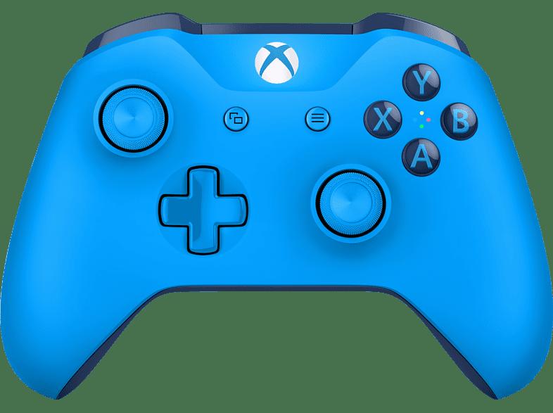 MICROSOFT Xbox Wireless Controller Blue gaming απογείωσε την gaming εμπειρία αξεσουάρ xbox one