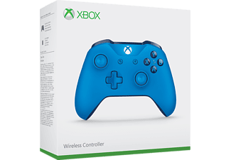 MICROSOFT Wireless Controller - Blå